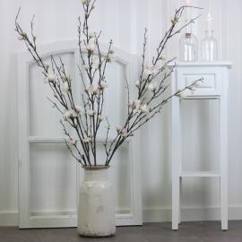 Konstgjord Äppelblom Kvist. 120 cm , hemmetshjarta.se