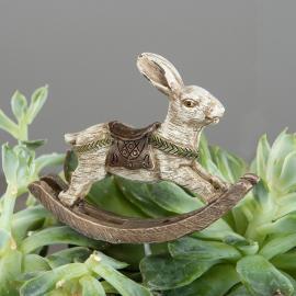 Hare/Gung Stick Poly 8cm 2-pack , hemmetshjarta.se