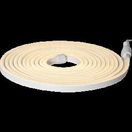 Ljusslang FlatNeonLED Utomhus Varmvit 480 ljus 500cm , hemmetshjarta.se