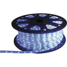 Ljusslang Ropelight Flex LED Reel Utomhus Blå 1620 ljus 4500cm , hemmetshjarta.se