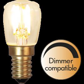 LED-lampa E14 Soft Glow ST26 Dim , hemmetshjarta.se