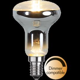 LED-Lampa E14 Reflector Ø50 lm170/18w Clear , hemmetshjarta.se