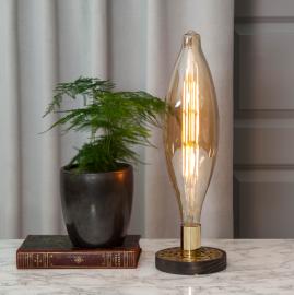 LED-lampa E27 Industrial Vintage CT120 Dim , hemmetshjarta.se