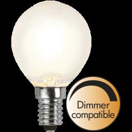 LED-Lampa E14 Ø45 Dim lm350/32w Frostad , hemmetshjarta.se