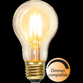 LED-lampa E27 Soft Glow A60 Dim , hemmetshjarta.se