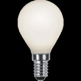 LED-Lampa E14 Ø45 lm470/40w Frostad , hemmetshjarta.se