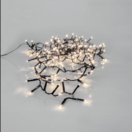 Ljusslinga Utomhus EL Crispy Ice White Vit 180 ljus 360cm , hemmetshjarta.se
