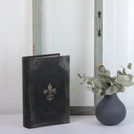Boklåda Fleur 26x17x5cm , hemmetshjarta.se