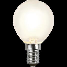 LED-Lampa E14 Ø45 lm450/39w Frostad , hemmetshjarta.se