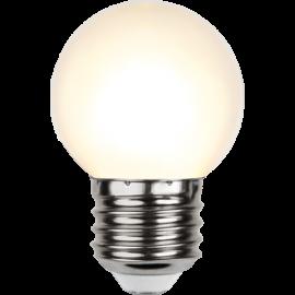 LED-lampa E27 Outdoor Lighting G45 Varmvit , hemmetshjarta.se