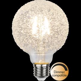 LED-lampa E27 Decoled G95 Dim , hemmetshjarta.se