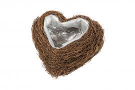 Hjärta/Plant 15cm , hemmetshjarta.se
