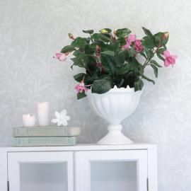 Konstgjord Fuchsia 30 cm , hemmetshjarta.se