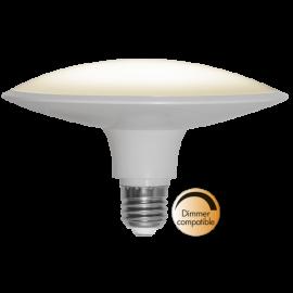 LED-Lampa E27 High Lumen Ø160 Dim lm1300/88w , hemmetshjarta.se