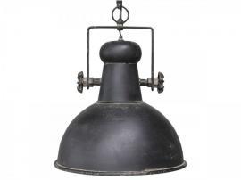 Lampa Industry H40 / Ø32 cm antik svart , hemmetshjarta.se