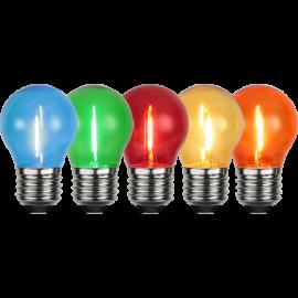 LED-lampa E27 5-pack Outdoor Lighting 5-pack , hemmetshjarta.se