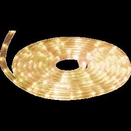 Ljusslang Ropelight Micro Utomhus Klar 216 ljus 600cm , hemmetshjarta.se