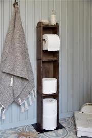 Toalettpappershållare Gammal murstensform * , hemmetshjarta.se