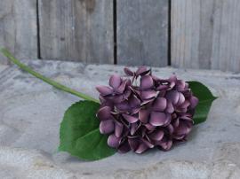 Fleur Hortensia H51 cm lila , hemmetshjarta.se