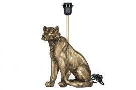 Lampa Tiger Mörkguld 23x28/41cm * , hemmetshjarta.se