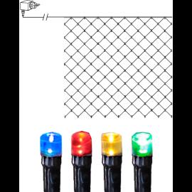 Ljusnät Utomhus EL Serie LED Multi 180 ljus 300cm , hemmetshjarta.se