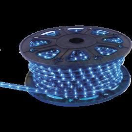Ljusslang Ropelight Micro Reel Utomhus Blå 1620 ljus 4500cm , hemmetshjarta.se