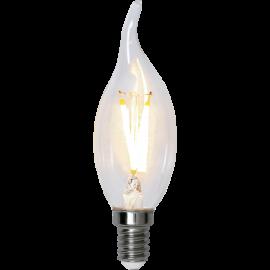 LED-Lampa E14 Ø35 lm150/16w Clear Romance , hemmetshjarta.se