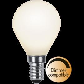 LED-Lampa E14 Ø45 Dim lm450/39w Frostad , hemmetshjarta.se