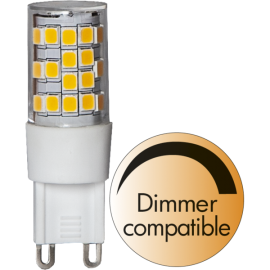 LED-Lampa G9 Halo-LED lm400/35w Dim , hemmetshjarta.se