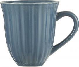 Mynte Cornflower kopp med spår , hemmetshjarta.se
