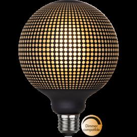 LED-lampa E27 Graphic G125 Dim , hemmetshjarta.se