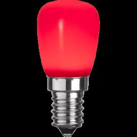 LED-lampa E14 ST26 Outdoor Lighting ST26 Röd , hemmetshjarta.se