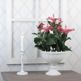 Konstgjord Hibiscus 36 cm , hemmetshjarta.se