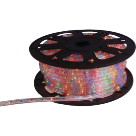 Ljusslang Ropelight Micro Reel Utomhus Multi 1620 ljus 4500cm , hemmetshjarta.se