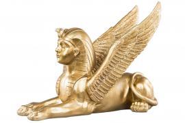 Sfinx Guld Poly 31,5cm , hemmetshjarta.se