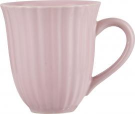 Mynte English Rose kopp med spår , hemmetshjarta.se