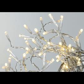 Ljusslinga Utomhus EL Serie LED Varmvit 80 ljus 800cm , hemmetshjarta.se