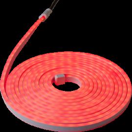 Ljusslang Neoled Utomhus Röd 360 ljus 600cm , hemmetshjarta.se