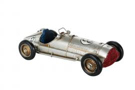Dekoration Racerbil 28 cm , hemmetshjarta.se