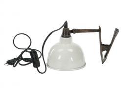 Lampa Clip El Emalj Shell , hemmetshjarta.se