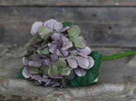 Fleur Hortensia H49 cm ljung , hemmetshjarta.se