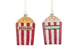 Popcorn Hänge Mix 6x9cm 2-pack , hemmetshjarta.se