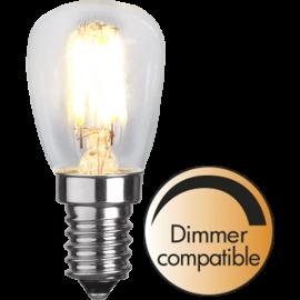 LED-Lampa E14 Ø26 Dim lm220/23w Clear , hemmetshjarta.se