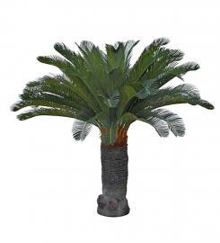 Konstgjord Cycas Palm 130 cm * , hemmetshjarta.se