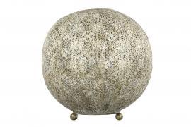 Lykta Klot till blockljus 32,5 cm - guldbrun , hemmetshjarta.se