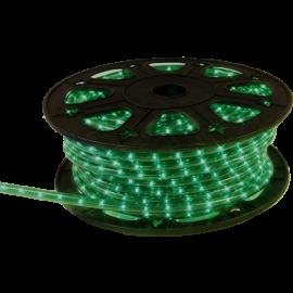 Ljusslang Ropelight Micro Reel Utomhus Grön 1620 ljus 4500cm , hemmetshjarta.se