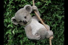 Dekoration Hängande Koala 30x20x16 cm , hemmetshjarta.se