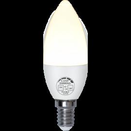 LED-lampa E14 C37 Opaque Basic , hemmetshjarta.se