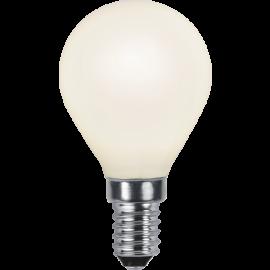 LED-Lampa E14 Ø45 lm250/25w Frostad , hemmetshjarta.se