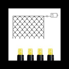 Ljusnät Utomhus Batteridriven Dura String LED Varmvit 80 ljus 135cm , hemmetshjarta.se